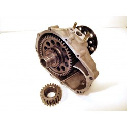 GEARBOX WITH CLUTCH I 2,43-2