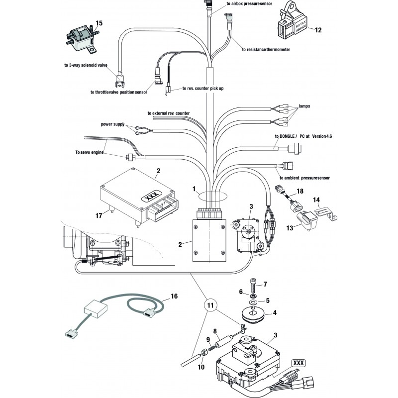 Turbocharger Control Unit